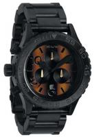 Nixon 42-20 Chrono Watch - Tigerseye