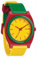 Nixon Time Teller P Watch - Rasta