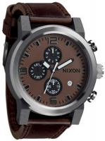 Nixon Ride Watch - Brown / Black