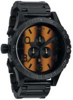 Nixon 51-30 Chrono Watch - Tigerseye
