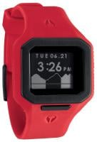 Nixon Supertide Tide Watch - Red