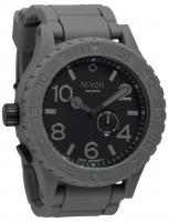 Nixon Rubber 51-30 Tide Watch - Grey / Black