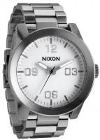 Nixon Corporal SS Watch - White