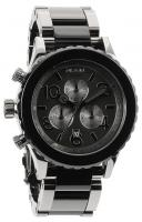Nixon 42-20 Chrono Watch - Gunmetal / Black Acetate