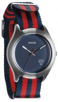 Nixon Quad Watch - Navy / Red Nylon