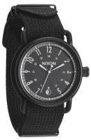 Nixon Axe Watch - All Black / Nylon