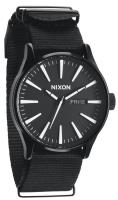 Nixon Sentry Watch - All Black Nylon