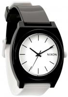 Nixon Time Teller P Watch - Black / White