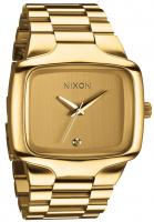 Nixon Big Player Watch - All Gold