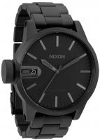 Nixon Chronicle SS Watch - All Matte Black