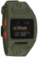 Nixon Lodown Tide Watch - Surplus / Neon Orange