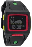 Nixon Lodown Tide Watch - Black Rasta