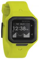 Nixon Supertide Tide Watch - Neon Yellow