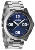 Nixon Corporal SS Watch - Blue Sunray