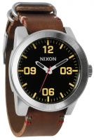 Nixon Corporal Watch - Black / Brown
