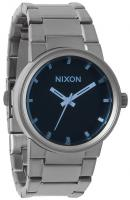 Nixon Cannon Watch - Gunmetal / Blue Crystal