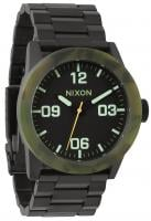 Nixon Private SS Watch - Matte Black / Camo