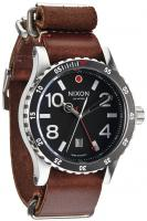 Nixon Diplomat Watch - Black / Brown