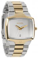 Nixon Player Watch - Silver / Champagne Gold