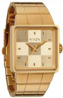 Nixon Quatro Watch - All Gold