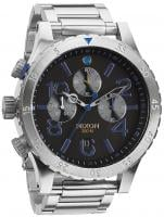 Nixon 48-20 Chrono Watch - Midnight GT