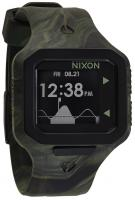 Nixon Supertide Tide Watch - Marbled Camo