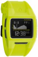 Nixon Lodown II Tide Watch - Neon Yellow