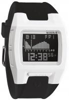 Nixon Lodown II Tide Watch - White / Black