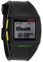 Nixon Lodown II Tide Watch - Black Rasta