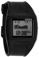 Nixon Lodown II Tide Watch - Black / Positive
