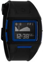 Nixon Lodown II Tide Watch - Black / Blue
