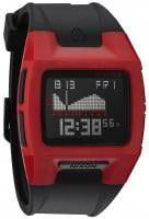 Nixon Lodown II Tide Watch - Red / Black