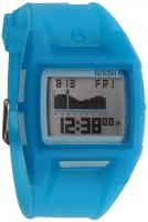 Nixon Lodown II Tide Watch - Translucent Blue