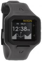 Nixon Supertide Tide Watch - Translucent Charcoal