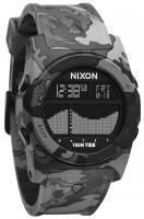 Nixon Rhythm Tide Watch - Grey Camo