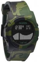 Nixon Rhythm Tide Watch - Green Camo