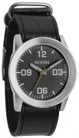 Nixon Private Watch - Black Tape