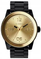 Nixon Corporal SS Watch - Black / Gold