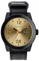 Nixon Corporal Watch - Black / Gold