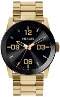 Nixon Private SS Watch - All Gold / Black