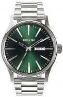 Nixon Sentry SS Watch - Green Sunray