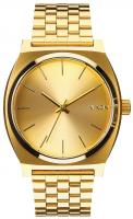 Nixon Time Teller Watch - All Gold / Gold