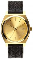 Nixon Time Teller Watch - Gold / Ornate