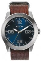 Nixon Corporal Watch - Brown / Blue Sunray