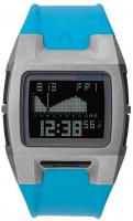 Nixon Lodown TI II Tide Watch - Sky Blue