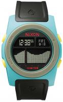 Nixon Rhythm Tide Watch - Seafoam / Black / Yellow