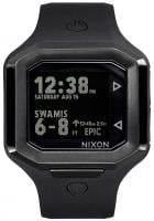 Nixon Ultratide Tide Watch - All Black