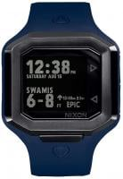 Nixon Ultratide Tide Watch - Blue / Gunmetal