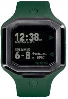 Nixon Ultratide Tide Watch - Olive / Gunmetal