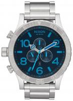 Nixon 51-30 Chrono Watch - Dark Blue